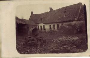 Vorderseite der Postkarte vom 14.11.1915