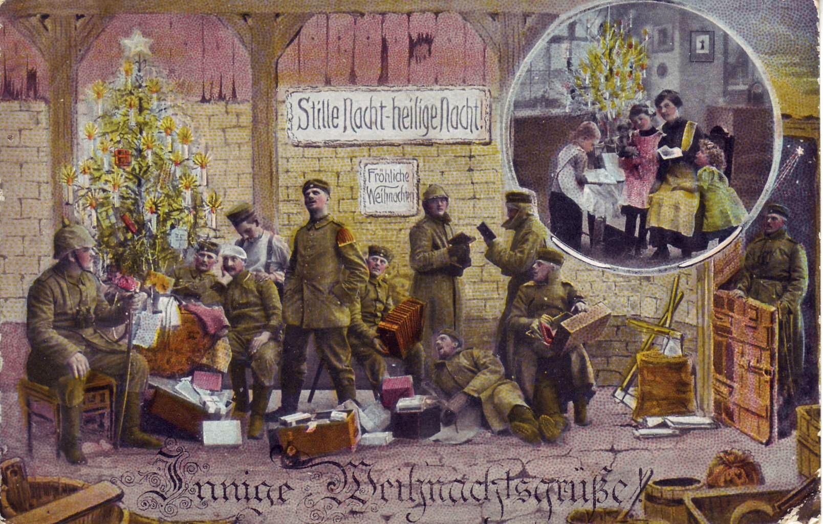 Schreiben vom Krieg | Feldpost im Ersten Weltkrieg | Seite 2